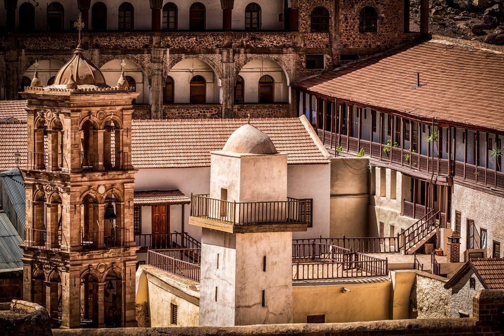 Μονή Αγίας Αικατερίνης: Ιερά Κειμήλια στο Όρος Σινά
