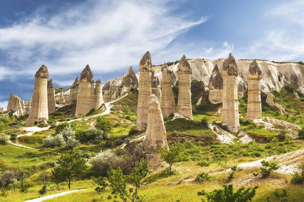 Καππαδοκία, Κωνσταντινούπολη & Αττάλεια · Troodos Travel