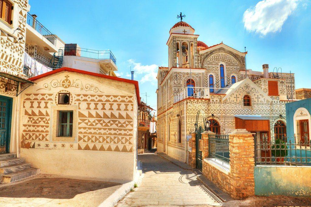 Χίος, το «Αγιονήσι του Αιγαίου» · Troodos Travel