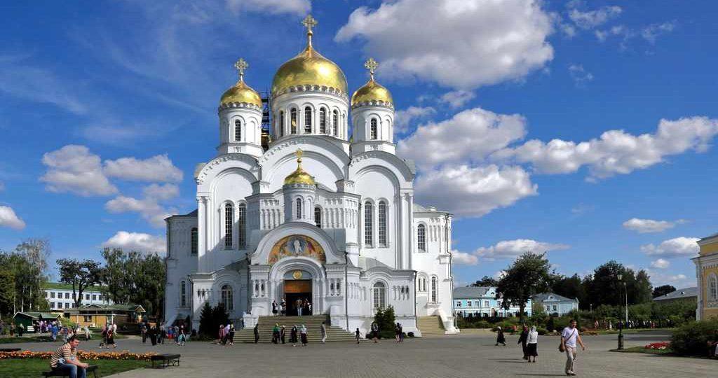 Δείτε την Μονή Σαρώφ (Ντιβέγιεβο) στη Ρωσία · Troodos Travel